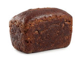 Nero pane fresco croccante — Foto Stock