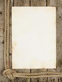 Parça, eski kağıt soluk — Stok fotoğraf
