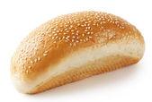 Saboroso pão com gergelim — Fotografia Stock