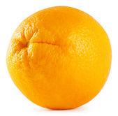 Round ripe orange — Stock Photo