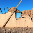 Ruined Adobe on US 66 — Stock Photo #12626477
