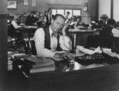 On the job training — Stock Photo