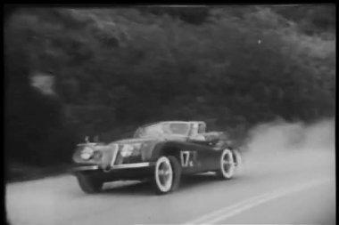 Road race — Stock Video