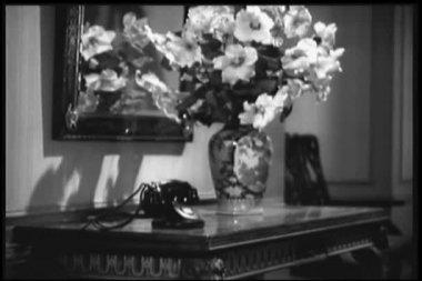 Pan de mesa a cuerpo acostado boca abajo sobre el piso — Vídeo de Stock