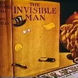 Book cover of The Invisible Man coming to life — Stock Video