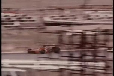 Car-race — Stockvideo