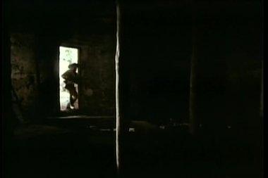 Vojáci do domu — Stock video