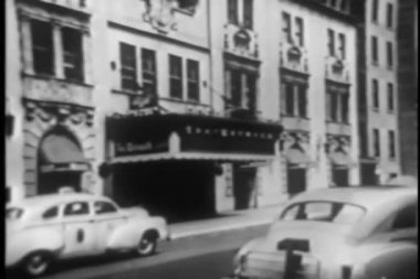 Warwick hotel,  new york city — Video Stock