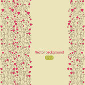 Beautiful background vector — Wektor stockowy