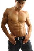 Muscleman — Stock Photo