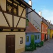 Golden lane in Prague — Stock Photo #12593335