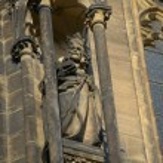 Постер, плакат: Statue of Charles IV