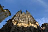 St. Vitus Cathedral in Prague — Stock fotografie