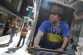 In the streets of Buenos Aires — Stock fotografie