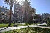монтевидео в уругвае — Стоковое фото