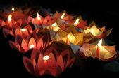 čínská světla — Stock fotografie