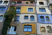 Hundertwasserhouse — Photo