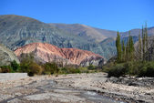 Jujuy, north of Argentina — Stock Photo
