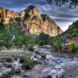 Stock Photo: Zion National Park