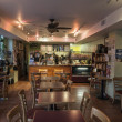 Stock Photo: Cafe interior
