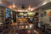 Cafe interior — Stock Photo