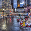 Stock Photo: New York City Manhattfifth Ave