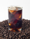 Iced Coffee — Stockfoto