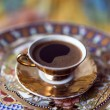 Stock Photo: Turkish, Greek coffee