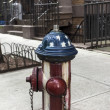 Fire Hydrant New York City Manhattan — Stock Photo