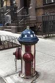 Fire Hydrant New York City Manhattan — Stock Photo