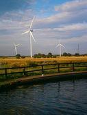 Wind Energy Generation — Stock Photo
