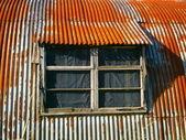 Rusty Old Barn — Stock Photo