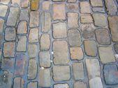 Cobble Paving — Stock Photo