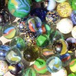 Stock Photo: Glass bead