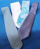Some ties — Stock Photo
