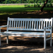 A bench — Stock Photo