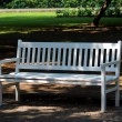 Stock Photo: A bench
