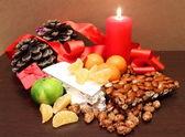 混合的水果 — 图库照片