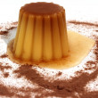 Stock Photo: Pudding