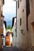 Italian alley — Stock Photo