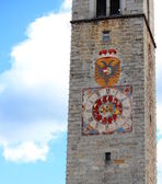 Bells tower — Foto de Stock