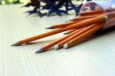 铅笔. — 图库照片