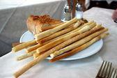 Breadsticks — Stock Photo