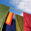 Washing line — Stock Photo #13129089