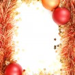Photo: Christmas template