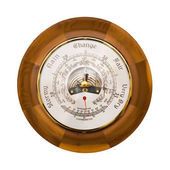 Barometer isolated — Stock Photo