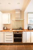 Designer kitchen — Stock Photo
