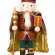 Stock Photo: Christmas Nutcracker