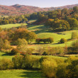 Stock Photo: Countryside in Lake District, England