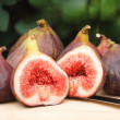 Figs still life — Stock Photo